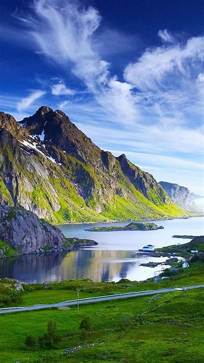 Landscape Nordic Portrait Backiee Background Wallpapers
