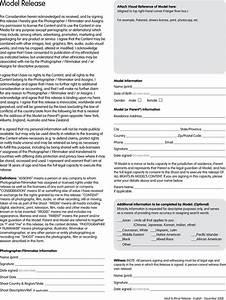 New York Model Release Form