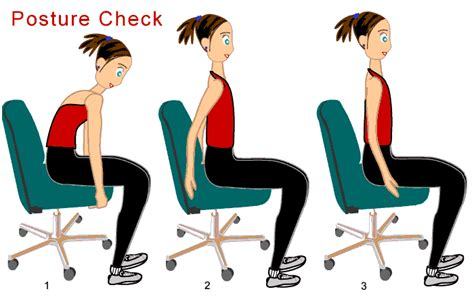 posture bureau what is the ideal posture physio answers