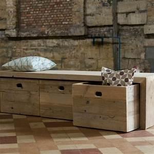les 25 meilleures idees concernant banc de rangement sur With fabriquer un meuble d entree 8 meuble porte manteau et range chaussures bois royan