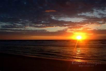 Sunrise Atlantic Desktop Outer Banks Obx Coast