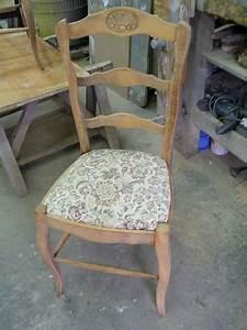 Tapisser Une Chaise : relooker chaise paille ds76 jornalagora ~ Melissatoandfro.com Idées de Décoration