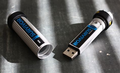 Roundup: Rugged Flash Drives From Corsair, Imation ...