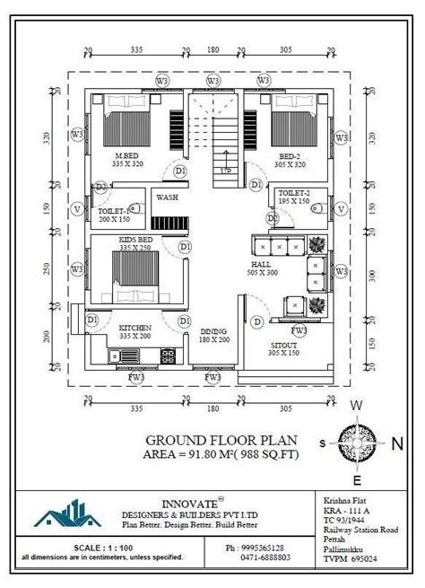 pin   bedroom  cost home design   square feet   plan