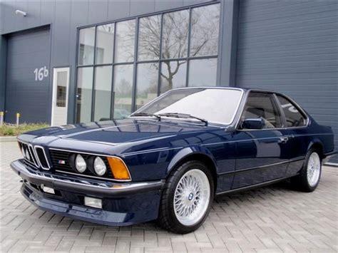E24 M6 by Bmw E24 M6 Car Stuffs