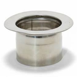 Tubage Inox Double Paroi 150 : adaptateur et raccords tubage chemin e double paroi ~ Premium-room.com Idées de Décoration