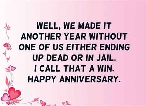 funny anniversary quotes hand picked text image quotes