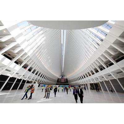 New Connection Opens in The World Trade Center