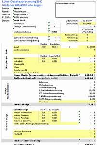 Netto Lohn Berechnen : business wissen management security gehaltsabrechnung ~ Themetempest.com Abrechnung
