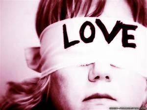 Love is blind wallpapers - Crazy Frankenstein