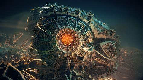 photo fractal art art colorful fractal