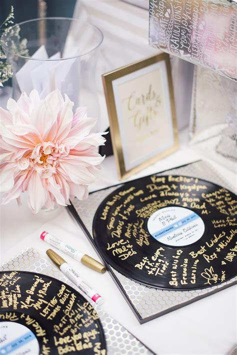 15 creative wedding guest book ideas weddingsonline