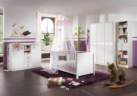 Babyzimmer Kinderzimmer Komplettset Babymöbel Babybett