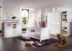 Babybett Weiss Komplett : babyzimmer kinderzimmer komplett set babym bel babybett wickelkommode babyausstattung ~ Indierocktalk.com Haus und Dekorationen