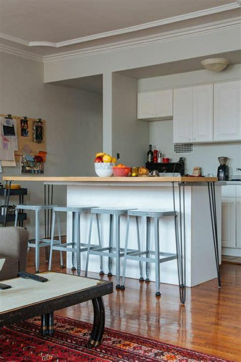 table haute bar cuisine la table haute de cuisine est ce qu est confortable