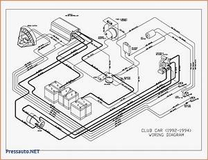 Club Car Headlight Wiring Diagram
