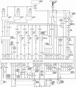 Mitsubishi Pajero Io Wiring Diagram
