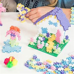 Plus-plus Learn To Build - Pastel