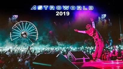 Travis Scott Astroworld Performance Fest Trapholizay