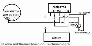 Alternator Wiring Diagram Ford Tractor