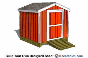 8x8 storage shed plans easy to build designs how to build a shed