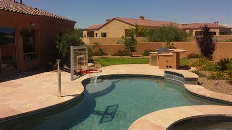 Pool Champ   AZ HOOPS - Arizona's Installed Basketball Goals