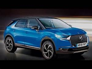 Citroen Ds Crossback : coming new 2019 ds 3 crossback suv spied for the first look youtube ~ Medecine-chirurgie-esthetiques.com Avis de Voitures