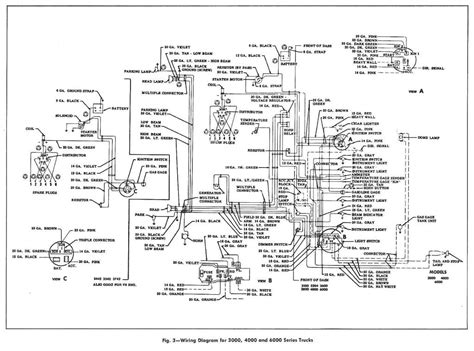 1956 Chevy Truck Wiring Diagram by 6 Best Images Of 1956 Ford Truck Wiring Diagram 1957
