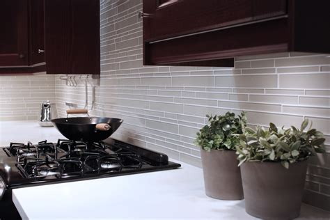 white kitchen glass backsplash white glass subway tile kitchen backsplash wall sink