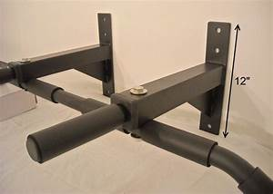 Pull up bar - Wall mounted Fitness - Tools & Guides