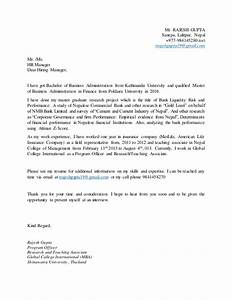 cover letter for supply chain management - cover letter