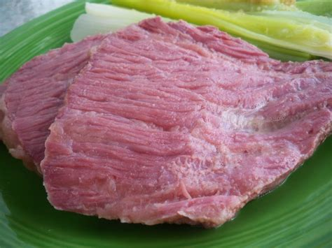 corned beef corned silverside for the crock pot recipe australian food
