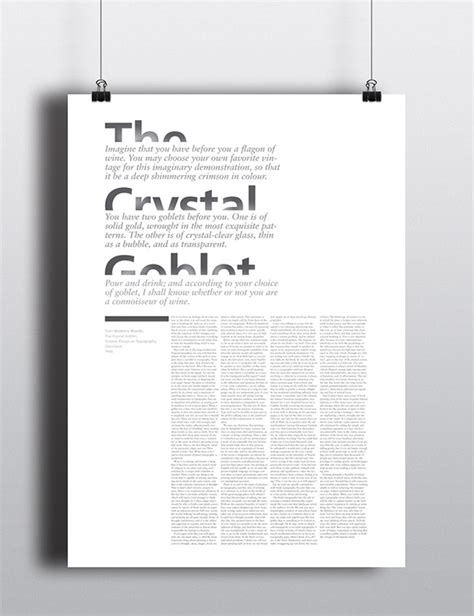 printing should be invisible poster on behance