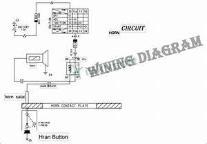 Wiring Diagram For Hella Horns
