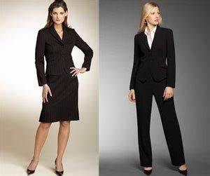 Pantsuit Or Skirt Suit For Interview 49 Best Women Residency Interview Wear Images On