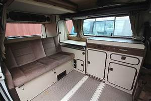 Full Camper Kitchen Cabinets 80-91 Vw Vanagon T3 Westfalia Westy