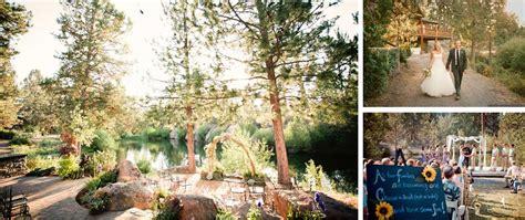 ranch style rock springs weddings bend oregon bend oregon
