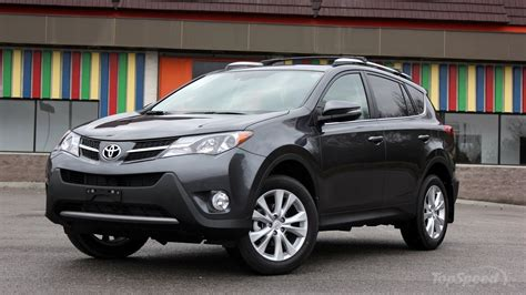 2015 Toyota Rav4 Reviews by 2015 Toyota Rav4 Driven Review Top Speed