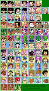 The Legacy Of Goku Sprites Dragon Ball Z Squirrel Pictures