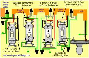 Electrical Dimmer Switches For 4 Switch Locations