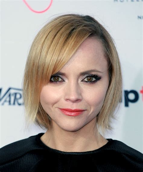 christina ricci hairstyles hair cuts  colors