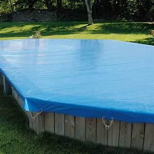 Bache D Hivernage Piscine : b che d 39 hivernage pour piscine bois sunbay mod le vanille 4 12m hexagonale ~ Melissatoandfro.com Idées de Décoration