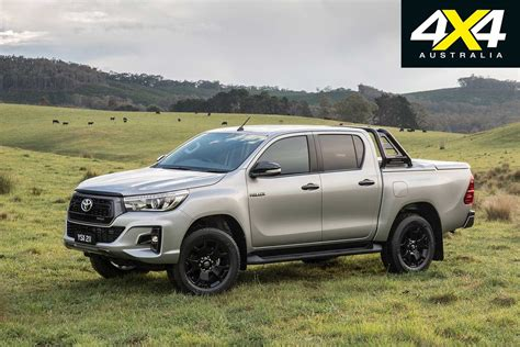 toyota hilux rogue rugged  rugged  engineered