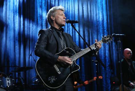 Jon Bon Jovi Photos Howard Stern Celebrates His