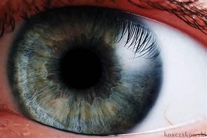 Dilating Dilated Pupil Eyes