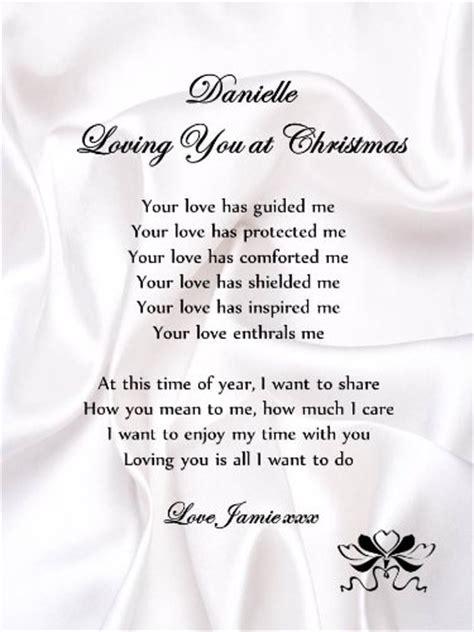 christmas letter to boyfriend personalised poem scroll loving you 20850 | 51p NxMm1qL