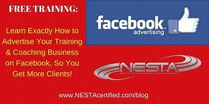 Facebook Advertising Template for Trainers and Coaches ...