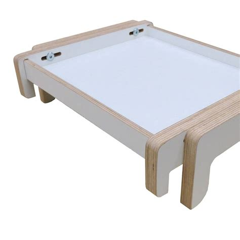 bunk bed shelf adjustable bunk bed bed shelf by soap designs