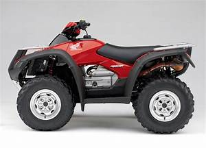 2018 Honda Rincon 680 Atv Review    Specs