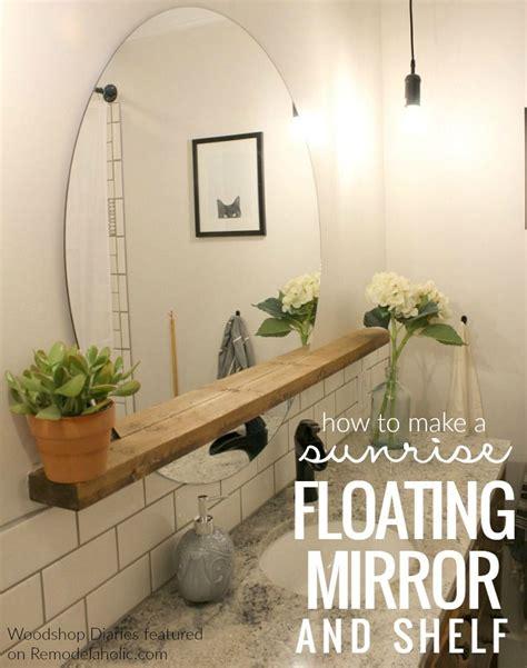 Bathroom Mirror Ideas Diy by Bathroom Mirror Ideas Diy For A Small Bathroom Makeup